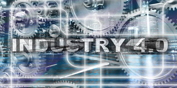 Industry 4.0 non e' solo meccanica e macchine, ma anche sistema fabbrica, logistica integrata, gestione clienti e tanto altro